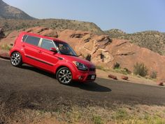 #2013 #KIA #Soul #Review: Not just for #Hamsters anymore (#Red #Rocks #Colorado)