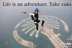 What about a jump above palm tree island in Dubai? Skydiving In Dubai, Dubai Deals, Dubai Tour, Adventurous Things To Do, Dubai Holidays, Hotel Restaurant, Dubai City, Honeymoon Packages, Paragliding