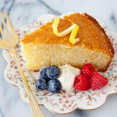 No Measure Cake