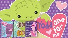 Free Printable Star Wars Valentine's!