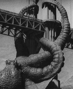 Ray Harryhausen Monsters: It Came From Beneath the Sea (1955).