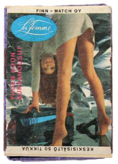 Hullaannu ja hurmaannu: Tikuista asiaa Vintage Ads, Finland, Nostalgia, Fire, Memories, Historia, Memoirs, Souvenirs, Vintage Advertisements