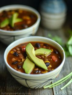 A Gluten-Free and Vegan Taco Soup that will become a family favorite as at first taste.