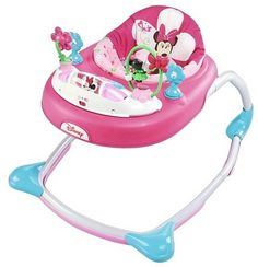 Disney Baby Minnie Mouse Bows and Butterflies Walker