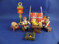Romanos en taberna