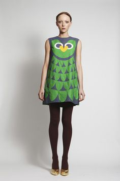Just because you never know when you might need an owl dress...