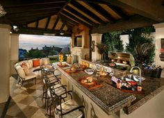 guy fieri outdoor kitchen | guy fieri (diners, drive-ins, and