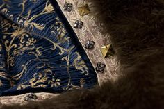 Worn on stage by the Paris Opera Ballet at the Palais Garnier in the autumn of 2011, the sumptous costumes for the ballet La Source, embroidered with Swarovski crystals, are presented in an exhibition organized by Christian Lacroix at the Centre national du costume de scène et de la scénographie, in Moulins.