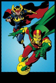 Mr. Miracle & Big Barda