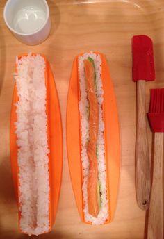 Sushis et Makis - Cuisson du riz vinaigré au Thermomix