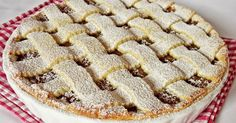 Klasszikus almás pite, az örök kedvenc. Hozzávalók 26 cm-es piteformához A tésztához 25 dkg liszt 12 dkg vaj 10 dkg po... Cake Recipes, Dessert Recipes, Biscotti, Apple Pie, Sweet Treats, Cheesecake, Deserts, Muffin, Food And Drink
