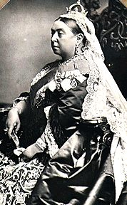 Queen Victoria was born in 1819 in Kensington Palace in London. Her name was Alexandrina Victoria.