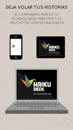 Haiku Deck - Creador de presentaciones y diapositivas con bonitas tablas y gráficas por Haiku Deck, Inc