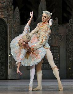 Laura Morera and Federico Bonelli - Royal Ballet