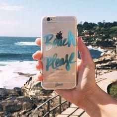 Beach Please! iPhone 6 case