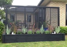 Simple backyard privacy fence ideas on a budget (49)