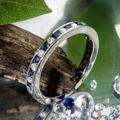 #karikagyűrű #ring #wedding #esküvő #egyediékszer #love #loveyou #masterpiece #goldrings  www.matheekszer.hu Sapphire, Rings, Photos, Instagram, Jewelry, Pictures, Jewlery, Jewerly, Ring