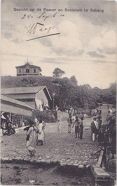 Sabang, Pasar, 1910 | Flickr - Photo Sharing!
