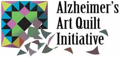Thread your needle for a good cause--donate your art quilts to the Alzheimer's Art Quilt Initiative (AAQI). Learn how at the Stitch This! blog.