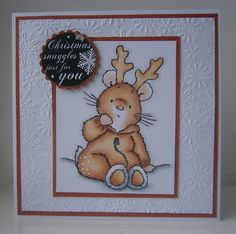 angel4031 Makey Bakey Mice @SpectrumNoir  Crafters Companion