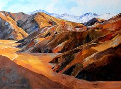 Landscape   Jane Sinclair Artist New Zealand Mountains, Living In New Zealand, Mountain Paintings, Antelope Canyon, Palette, Landscape, Artist, Scenery, Artists