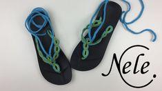 a2baa4290969 DIY Flip Flops gehäkelt