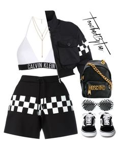 A fashion look from September 2017 featuring bomber style jacket, cotton shorts and swimsuits two piece. Browse and shop related looks. Edgy Outfits, Swag Outfits, Girl Outfits, Summer Outfits, Fashion Outfits, Look Fashion, Teen Fashion, Womens Fashion, Polyvore Outfits