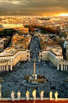 Rome, Italy. Saw the pope here and at the lake Villa.  He was very welcoming to all the groups gathered for an audience that day.-BGS