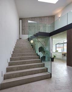 Betonepox® pro podlahy, stěny a schodiště