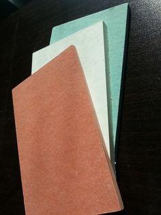 Colored Fire Proof Fiber Cement Board