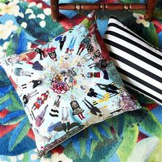 Christian Lacroix | Designer Cushions & Rugs at Designers Guild