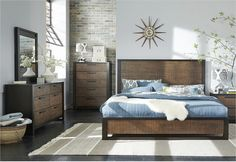 Give your bedroom a hint of Western rustic charm with hide rugs, natural furniture & more.https://www.allmodern.com/deals-and-design-ideas/Colorado-Rustic-Bedroom~E25496.html?refid=SBP.rBAZEVUE0NaYIBV9d2B_AldM4sIdCkCIp1uwOCNlPxk