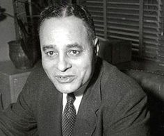 """Dr. Ralph Johnson Bunche ~ A Diplomat and first African  American """"Nobel Peace Prize"""" winner ~ 1950"""
