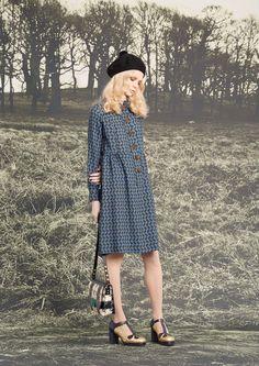 Orla Kiely Fall 2016 Ready-to-Wear Fashion Show