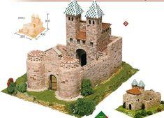 castillos recortables para imprimir - Google-Suche
