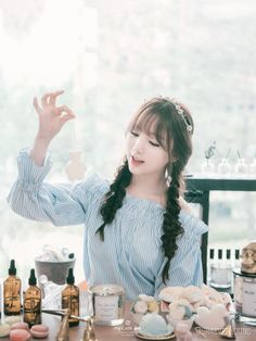 Lovelyz Kei for Him Magazine South Korean Girls, Korean Girl Groups, Jin, Lovelyz Kei, Kpop Hair, Web Drama, Female Reference, Woollim Entertainment, Pretty Asian