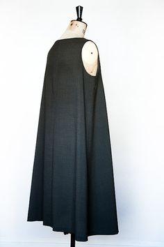 The Trapeze Dress Pattern #sew #crafty