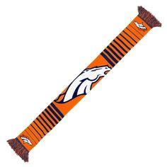 NFL Denver Broncos Big Logo Scarf