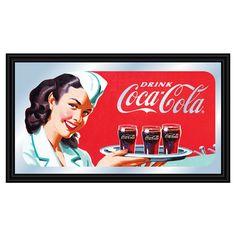 Coca-Cola & Waitress Wall Art