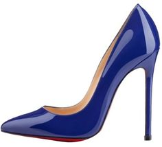 Christian Louboutin Pigalle 100 Mm Neptune Blue Pumps. Get the must-have pumps of this season! These Christian Louboutin Pigalle 100 Mm Neptune Blue Pumps are a top 10 member favorite on Tradesy. Save on yours before they're sold out!