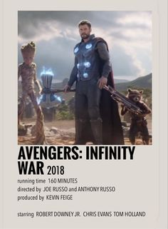 Avengers infinity war by Millie