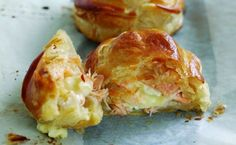 Eve Dinner idea - Camembert AOC and Smoked Salmon en croute