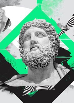 Graphic Design - Graphic Design Ideas - Alexandre Guimarães on Behance. Graphic Design Ideas : – Picture : – Description Alexandre Guimarães on Behance -Read More – Graphic Design Posters, Graphic Design Inspiration, Graphic Art, Design Ideas, Arte Fashion, Vaporwave Art, Poster S, Glitch Art, Arte Pop