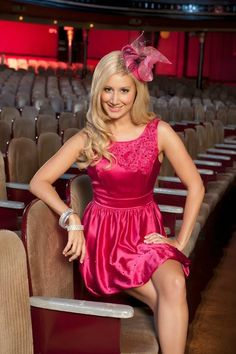 So I was having a High School Musical movie marathon with my best friend and sister and realized that I basically grew up to be Sharpay Evans. Which is totally awesome, because I idolized her in middle school.