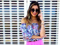 A semana começou delicia com look da Brenda pro Blog