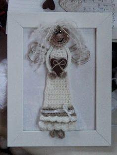 Amigurumis Modèles Décorations Animaux... Decoration, Burlap Wreath, Free Pattern, Frame, Disney, Amigurumi, Free Knitting, Crochet Abbreviations, Animal Decor