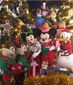 Disney Chirstmas <3