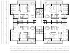 Galería de Clásicos de Arquitectura: Conjunto Residencial Villa Frei / Jaime Larraín + Osvaldo Larraín + Diego Balmaceda - 1