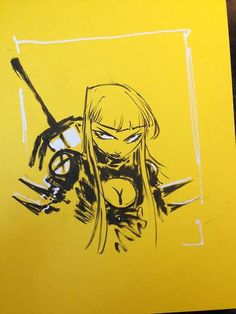 Magik by Scottie Young