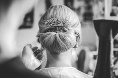Peinado de novia ;recogidos elegantes